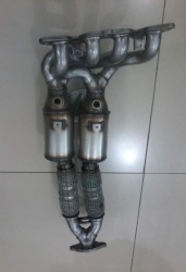 Catalisador Novo Focus 1.6 2014  (A base de troca)