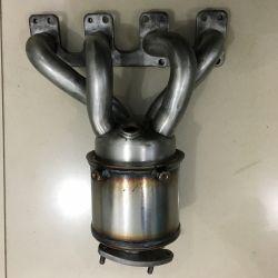 Catalisador Idea 1.8  Flex a partir de 2006 - Motor Gm [a base de troca]