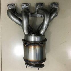 catalisador Corsa Flex (a base de troca)