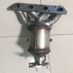 Catalisador Fiat Doblo Motor Etorque 1.8 2015 /2016 /2017
